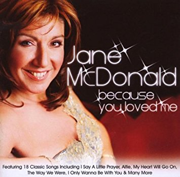 Because You Loved Me (2007) Album