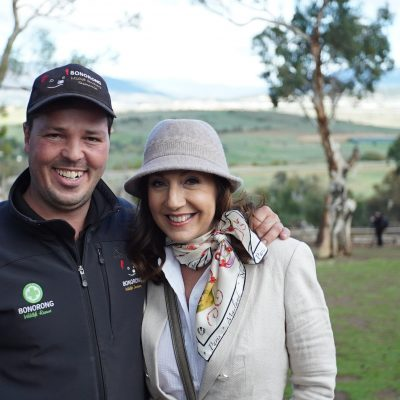 Cruising With Jane Mcdonald - Ep 1 - Jane meets Greg, the Director of Bonorong Wildlife Sanctuary, Hobart, Tasmania