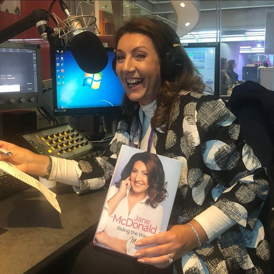 Jane McDonald Riding the Waves