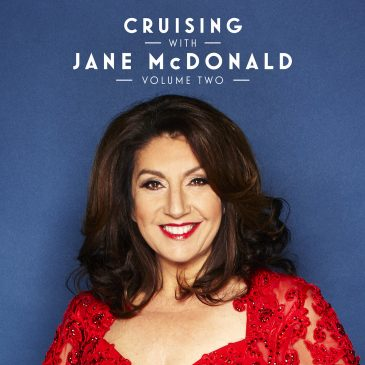 Cruising with Jane McDonald – New Album