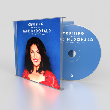 Album Reviews for Cruising with Jane McDonald Vol.2.