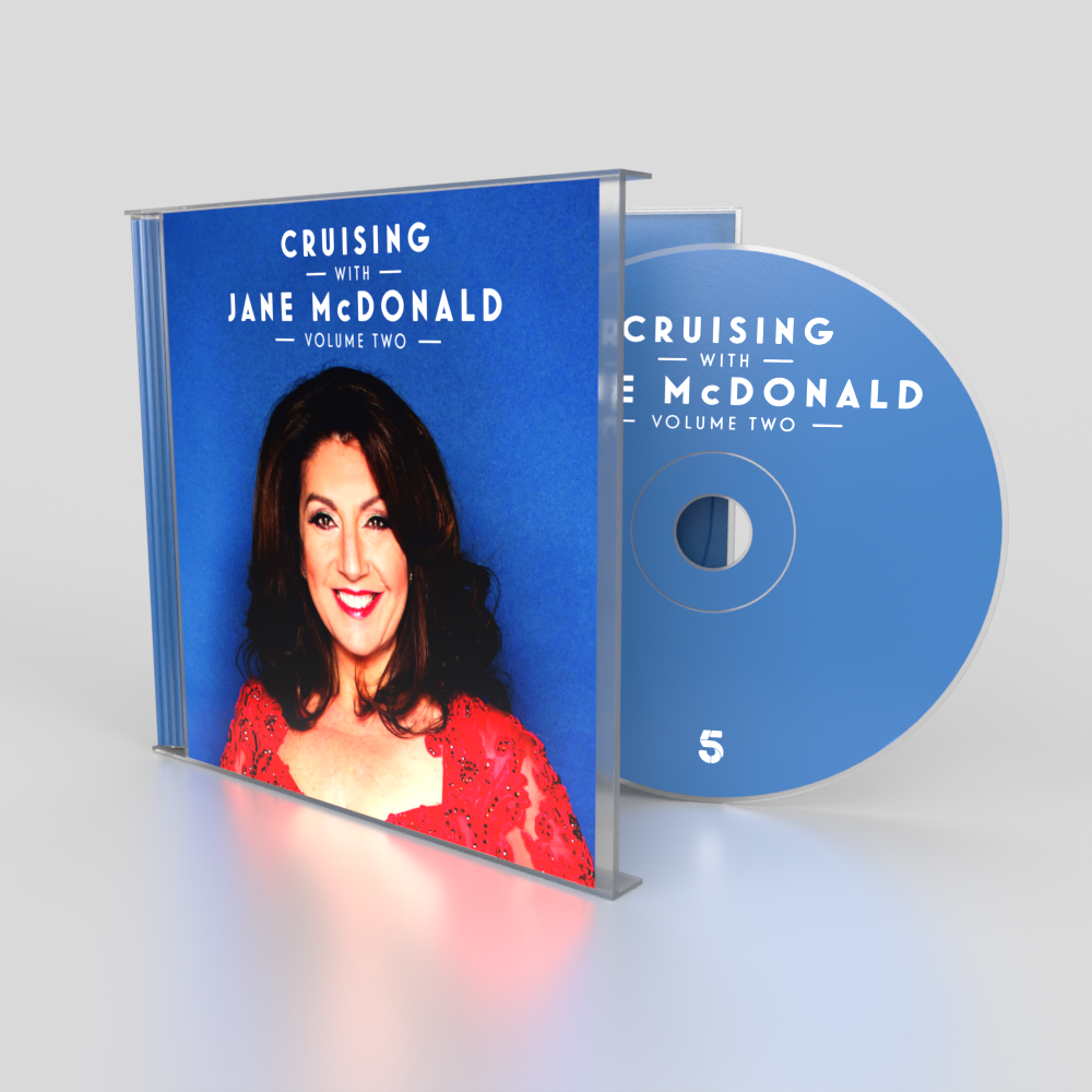 Cruising with Jane McDonald Vol.2
